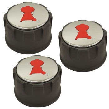 Set de 3 botones reguladores para Spirit serie 300