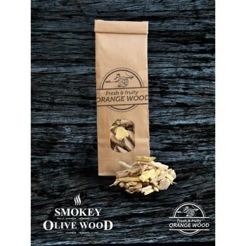 Virutas de naranjo Nº3 (Smokey Olive Wood) 0,5L