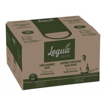 Leñas Gourmet de Olivo, especial asado Mediterráneo de Legua (8,7L)