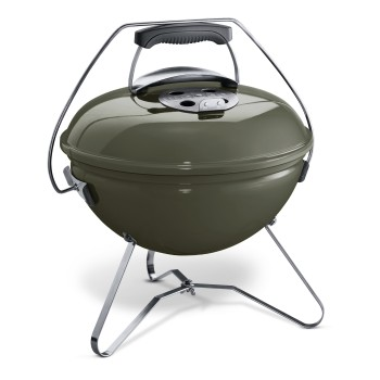 Barbacoa portátil Weber Smokey Joe Premium Ø 37 cm smoke grey