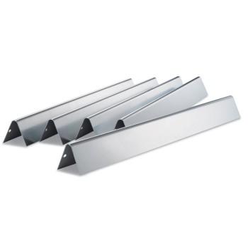 Barras Flavorizer de acero inoxidable para Spirit 3 quemadores laterales